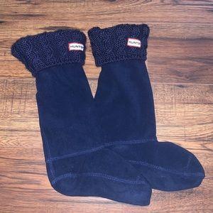 NWOT Hunter Boot Socks Insoles
